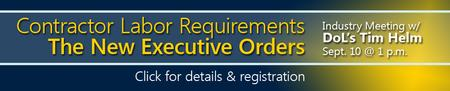Contractor Labor Requirements: The New Executive...