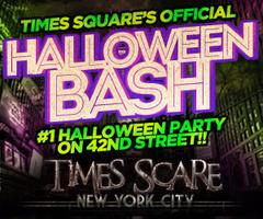 Photo: TIMES SQUARE'S OFFICIAL HALLOWEEN BASH
