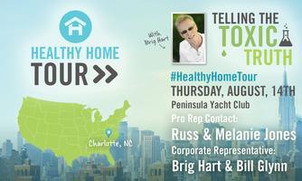 Healthy Home Tour: Charlotte, NC