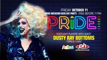 PRIDE FRIDAY - Kick Off to Orlando Pride Weekend