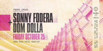 SONNY FODERA + DOM DOLLA