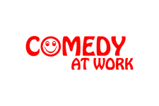 Comedy At Work logo