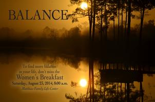 Women's Breakfast 2014 - August 23