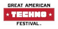 Great American Techno Festival logo