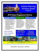 Atlanta Planning Advisory Board Hosts Their 5th Annual...