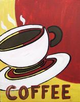 Simply Coffee Painting Party
