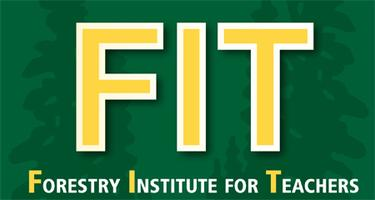 Forestry Institute for Teachers 2015
