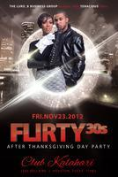 """Flirty 30's Day After Thanksgiving Party"""