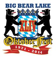 Big Bear Lake Oktoberfest Oct. 11 & 12, 2014. Tickets...