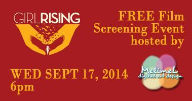 "MelimeL Digital Art Design presents FREE ""Girl Rising""..."