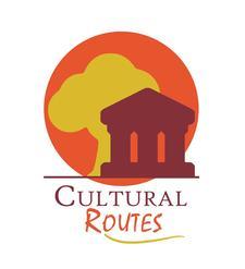 Empresa Cultural Routes Spain de la mano de guías oficiales  logo