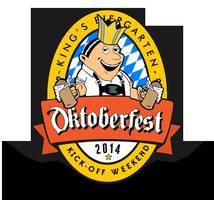 King's Oktoberfest Kick-Off 2014: September 26th-28th
