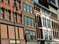 New Haven History Tour: Ninth Square (bring $ for...