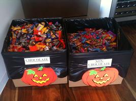 Halloween Candy Buy Back for Operation Gratitude