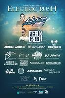 Electric rush w/ Antiserum, Meaux Green, and more @...