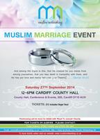 Muslim Marriage Event Cardiff