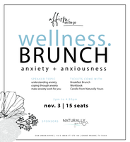 Wellness Brunch (Anxiety)