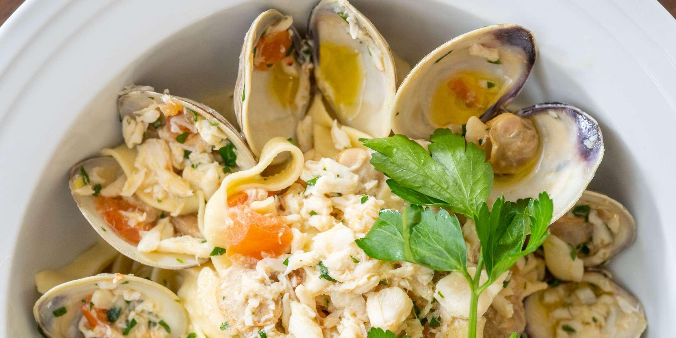 Italian Seafood Fare - Cooking Class by Cozymeal™