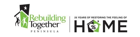 Celebrate 25 Years of Rebuilding Together!