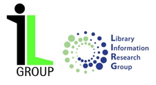 Information Literacy Group and Library and Information Research Group logo