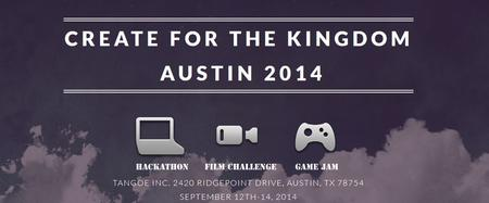 Create for the Kingdom - Hackathon, Film Challenge,...