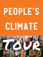 The Peoples Climate Tour - Montreal
