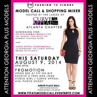 Curve Appeal & Fashion to Figure Model Call and...