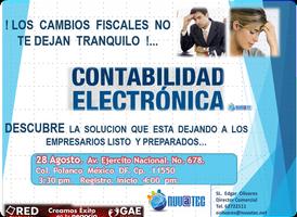 Conferencia Gratuita de Contabilidad  Electrónica. Es...