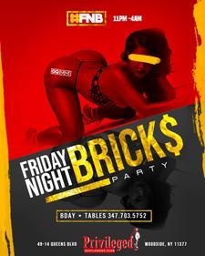 Power House Fridays Nights @ Privileged Fr33 w/rsvp logo