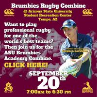 ASU Brumbies Camp 1