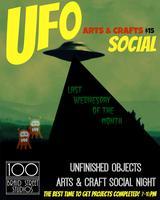 "Arts & Crafts ""UFO"" Social Night"
