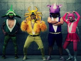Peelander-Z / Blood Red River / Clockwork Kids