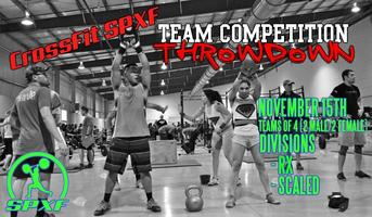 TEAM Throwdown Competition