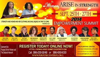 Woman Arise in Strength Empowerment Summit