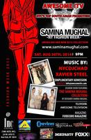 AWESOMEiTV presents: Samina Mughal - New York Fashion...