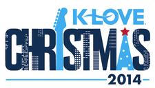 KLOVE Christmas logo