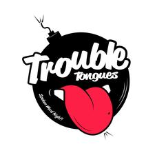 Trouble Tongues  logo