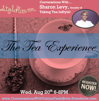 Conversations With Taking Tea InStyle