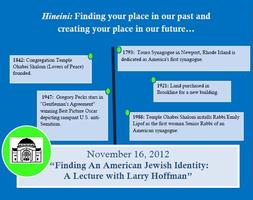 Hineini Weekend: Finding your place in our past and...
