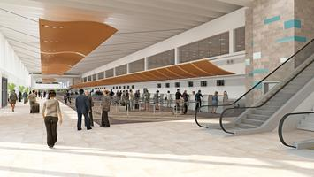 GSP International Airport Terminal Improvement -...