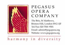 Pegasus Opera Company logo