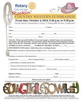 Rockin' Country Western Fundraiser!!!