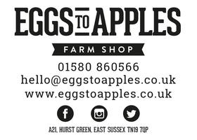Sarah Hall Pop Up Restaurant at Eggs To Apples Farm Sho...