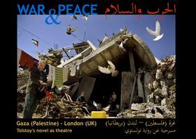 War and Peace: Gaza-London