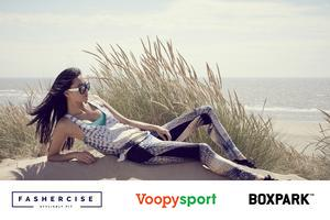 Fashercise Sessions at Boxpark Powered by Voopy