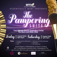 The Official Black and White Affair Pampering Suite