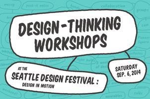 Design-thinking 3 Workshop Bundle