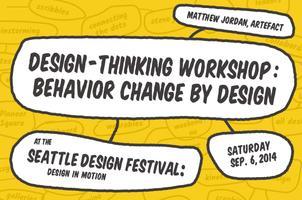 Design-thinking Workshop: Behavior Change by Design