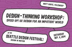 Design-thinking Workshop: Speed Up! UX Design for an...