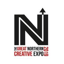 The Great Northern Creative Expo logo